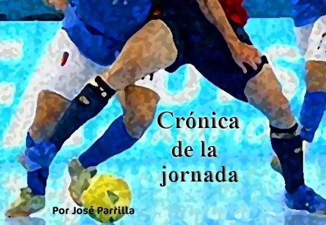 Liga fútbol sala segunda division B (Las Palmas)