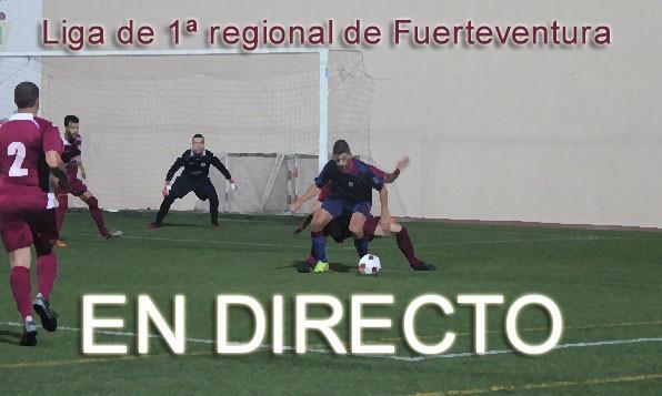 ¡¡Sigue en directo esta noche en nuestro Twitter la 1ª Regional!!