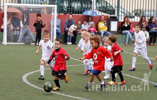 Este sábado se pone en marcha el Torneo de Fútbol Pre-Benjamín de Arrecife
