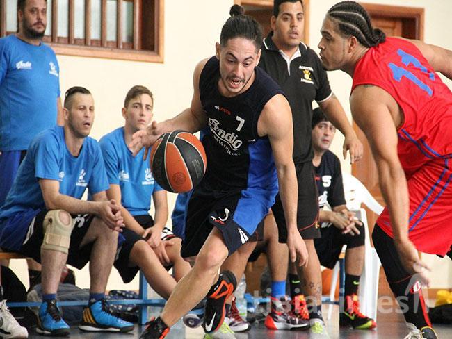Se reanuda la competición en la Liga LanzaroteDeportiva Sénior Masculina