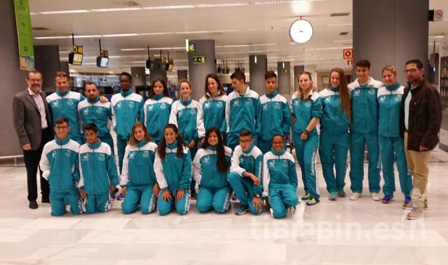 Un total de 16 atletas majoreros competirán en el Campeonato de Canarias de Campo a Través, en Tenerife