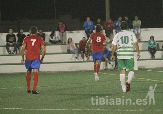 Imagen de archivo temporada 2014-15. Villaverde - Jandía