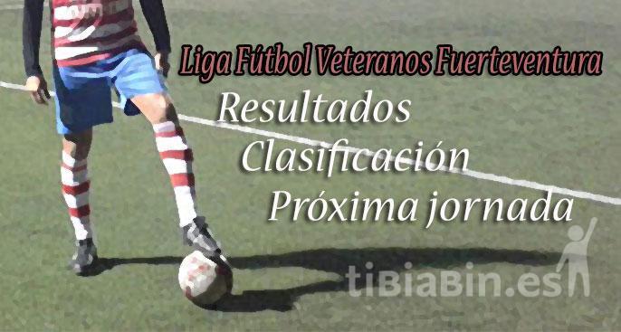 Clasificaciones Finales Liga Veteranos 2016-2017