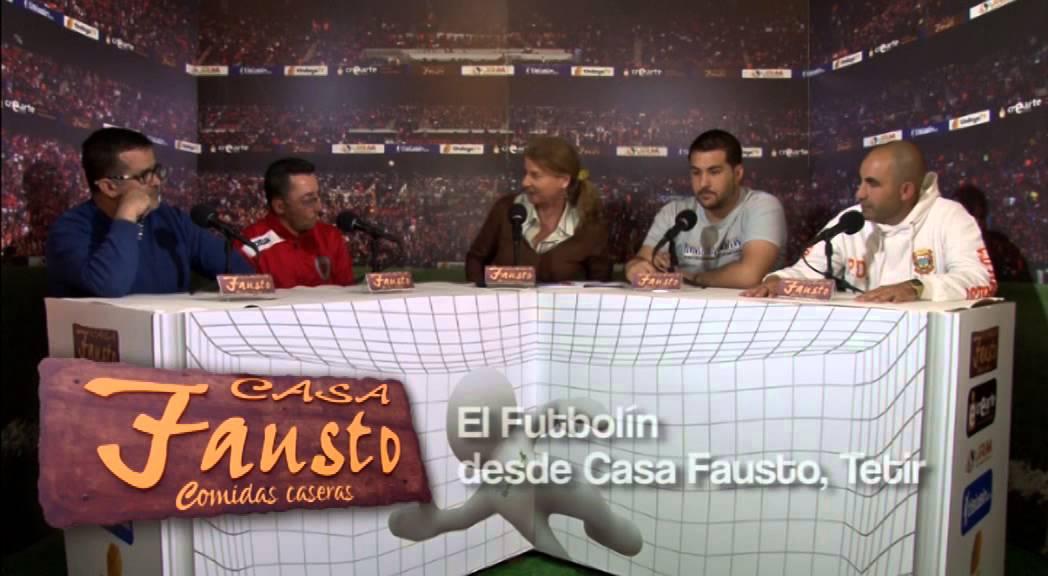 """""""El Futbolín"""" Programa 14"""