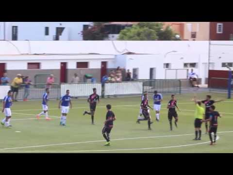 Gol anulado al Tenerife B