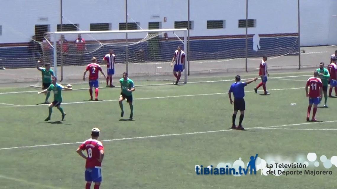 Gol San Bartolomé 0 – Gran Tarajal 1