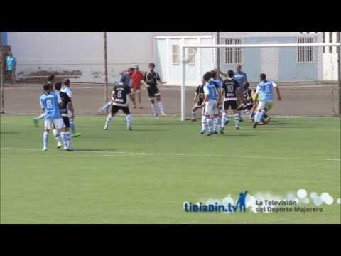 Goles Cotillo 3 – Marino 0