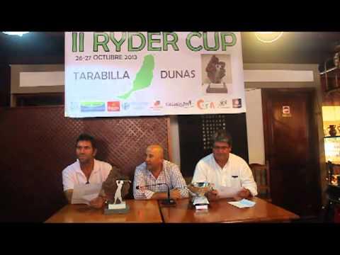 II Ryder Cup Dunas Tarabilla