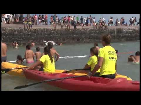 """""""Travesía a nado Isla de Lobos – Isla de Fuerteventura 2013"""""""