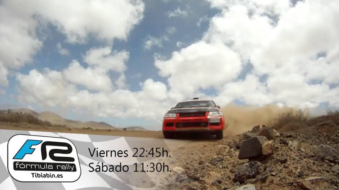 Vídeo anuncio Fórmula Rally