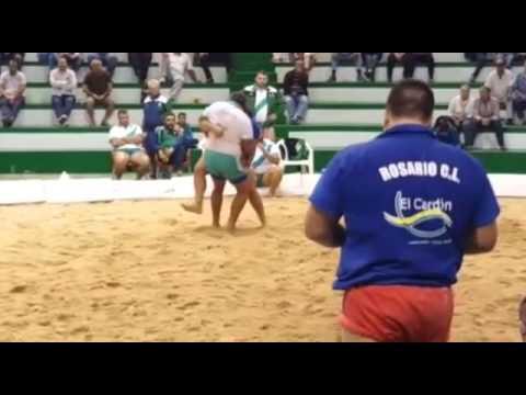 Vídeo enfrentamiento Samuel Torres – Óscar Álvarez