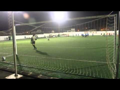 Vídeo penaltis torneo San Roque 2014