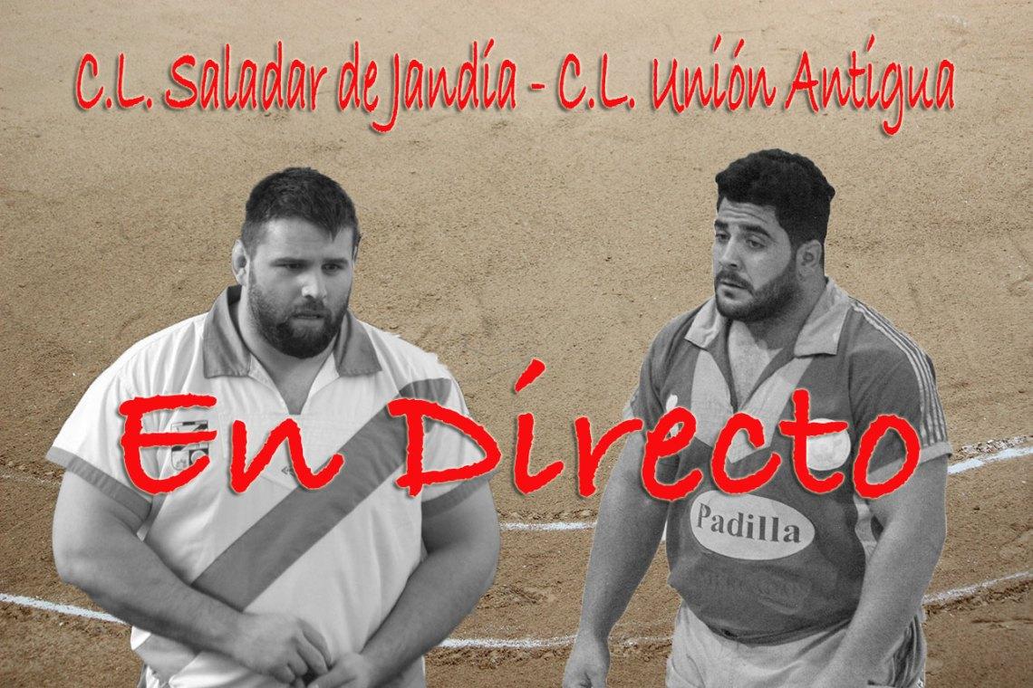 Saladar de Jandía 11 – Unión Antigua 12 (Final)
