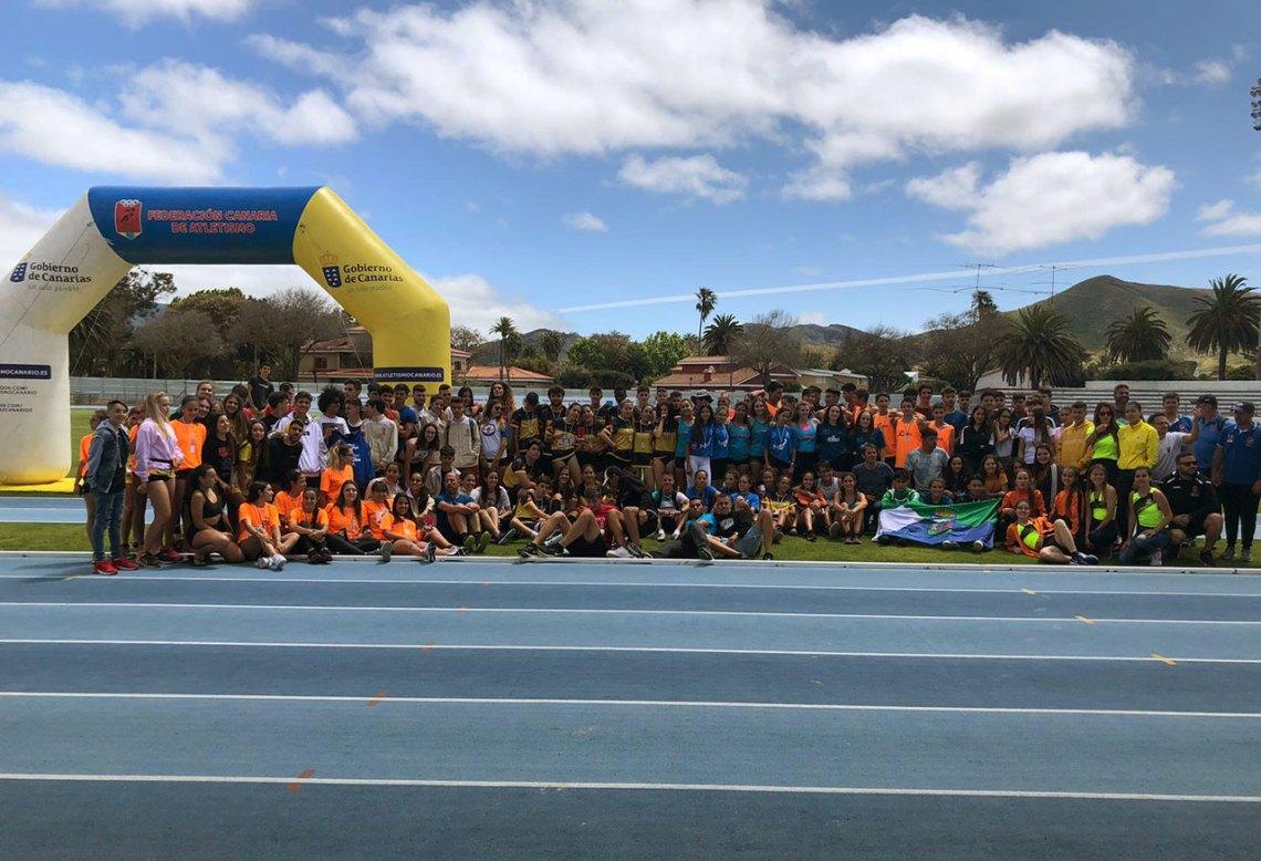III Campeonato de Canarias de Atletismo de Centros de Enseñanza Medias
