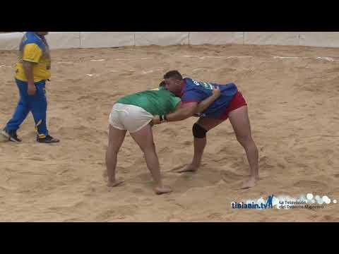Vídeo resumen Eusebio Ledesma- Luchadores del Rosario