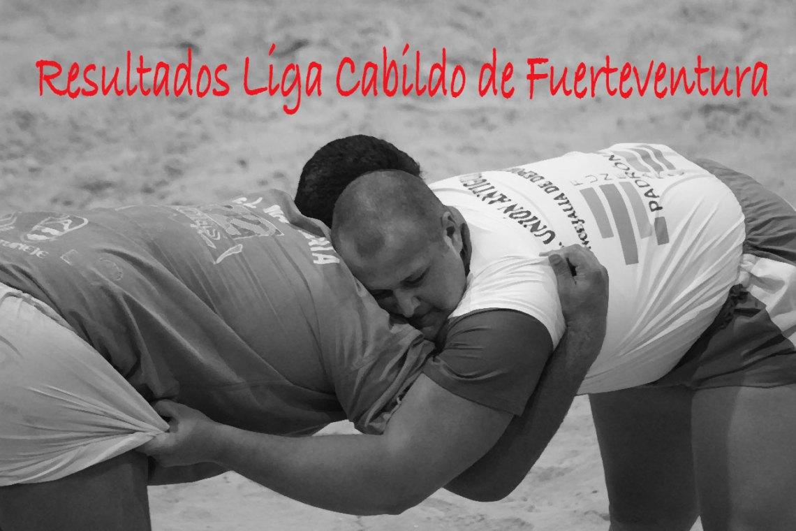 Resultados 1ª jornada Liga Cabildo de Fuerteventura