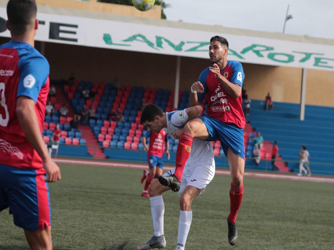 El defensa Raúl Fernández continuará en el proyecto de la UD Lanzarote