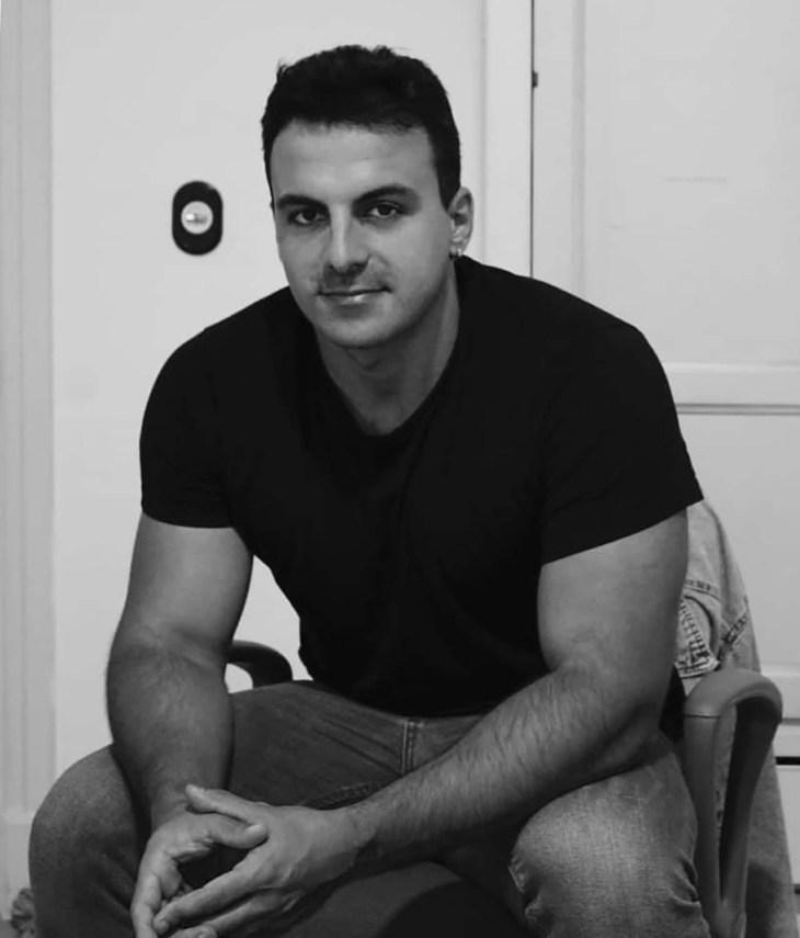 El nadador internacional Edu Blasco prepara los próximos campeonatos en Fuerteventura