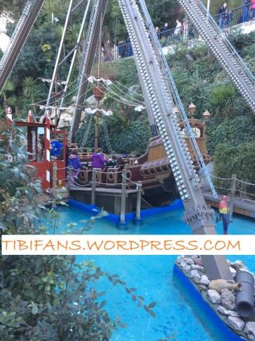 El Piratta fue inaugurado en 1989