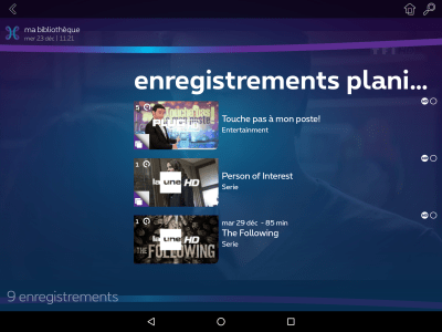 proximus-tv-enregistrements planifies