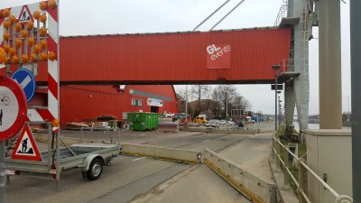 Chaussée de Vilvorde - GL Events