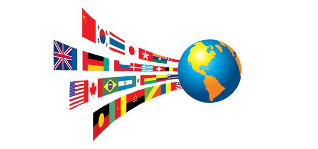 worldwide market, online business in India and China