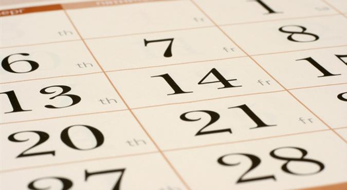 event calendar, blogging,