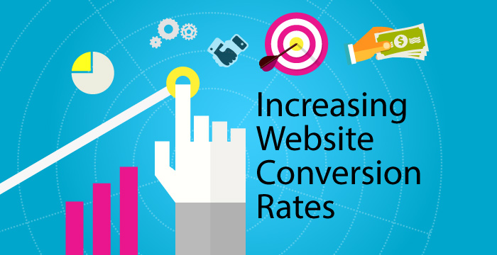 increasing web conversion, more sales, lead generation,