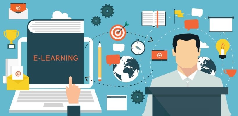spread the knowledge, e-learning,