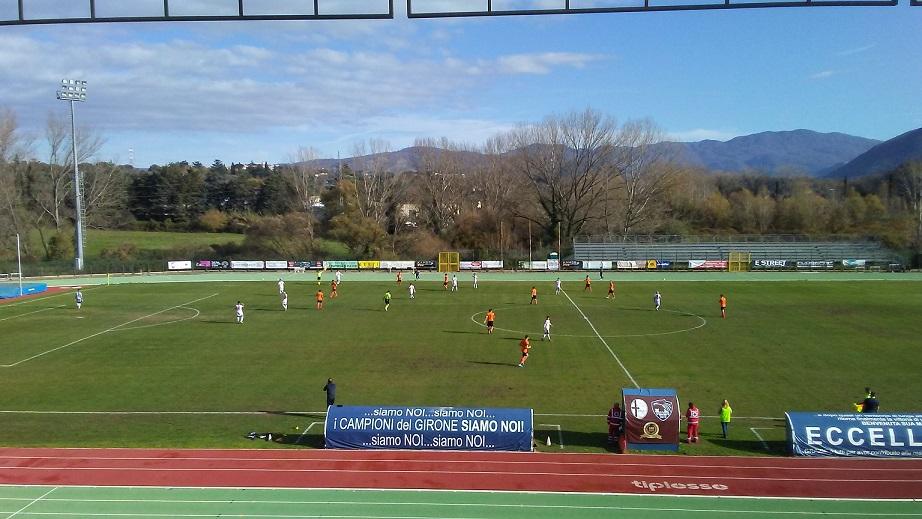 Calcio eccellenza e promozione Lazio