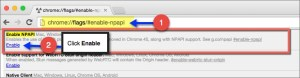 Chrome Browser Fix for Voice Board