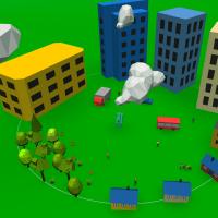 Proyecto en CoSpaces