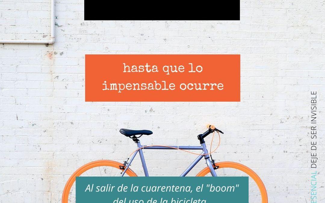 La bicicleta en respuesta al COVID-19