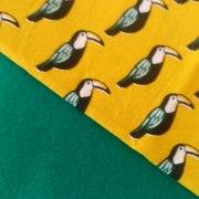 Combinación Verde y Tucanes