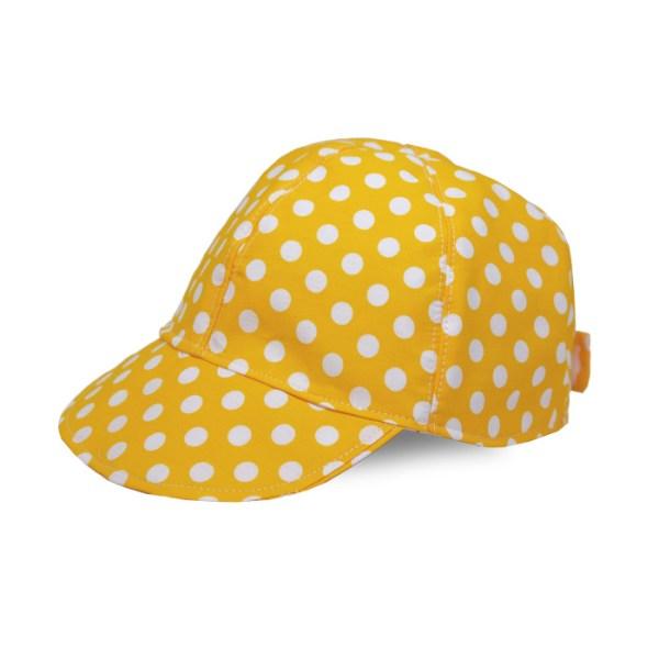 Gorra con visera ideal para proteger del sol a los niños