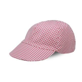 Gorra para proteger del sol a lxs niñxs. Con estampado original y alegre.