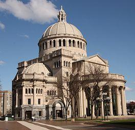Vista de la Iglesia. foto: wikipedia