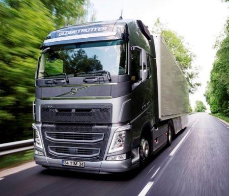 mavi kontrat volvo trucks