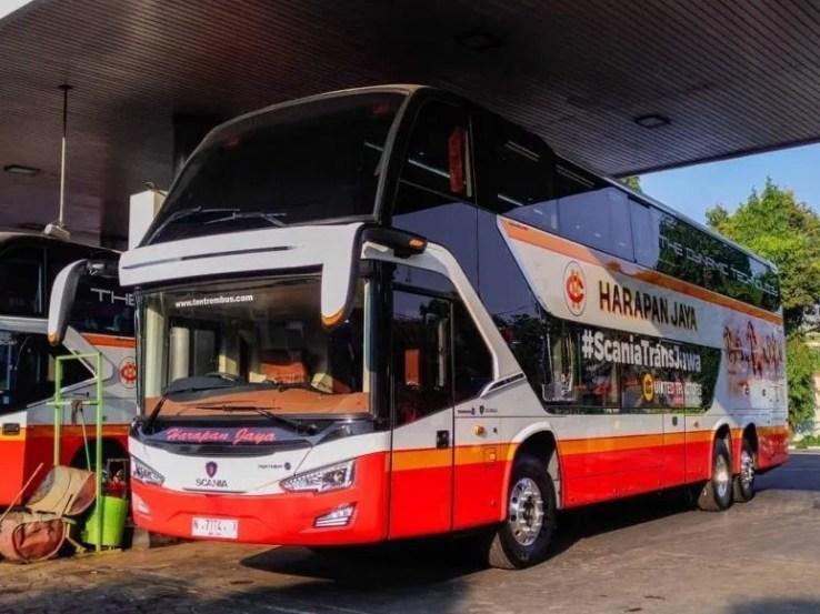 Agen Tiket Resmi Bus Harapan Jaya