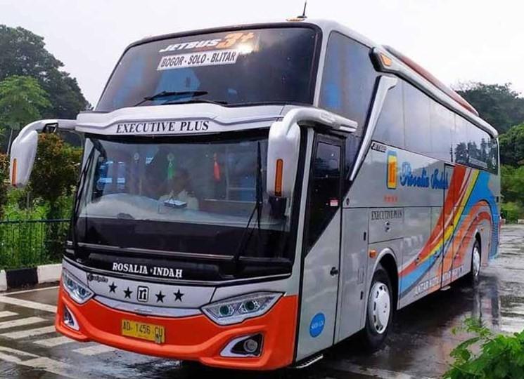 Agen Tiket Bus Rosalia Indah