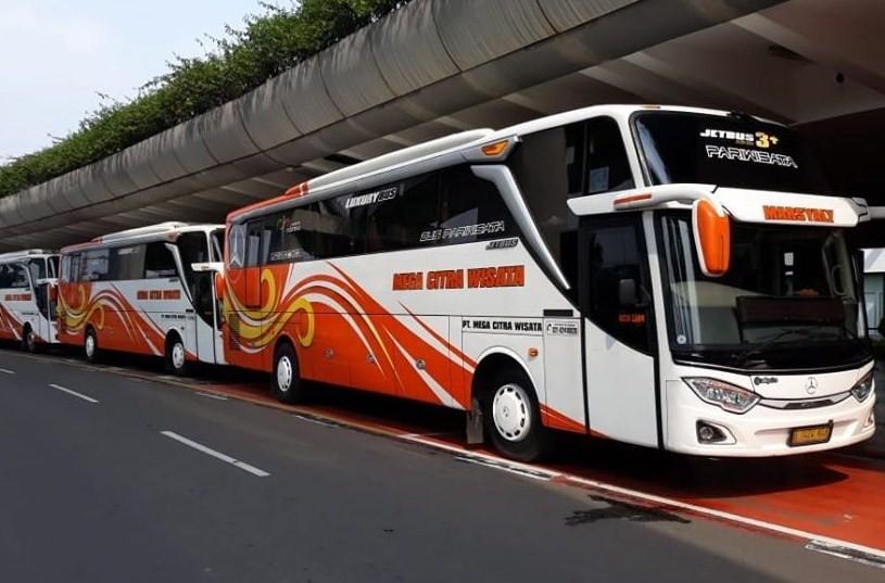 Sewa Bus Medan