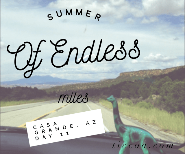 The Night Our Friendship Almost Didn't Survive: Summer of Endless Miles, Day 11