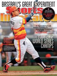 Sports Illustrated's prescient 2014 cover