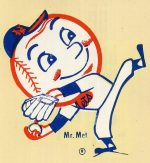 Mr Met logo