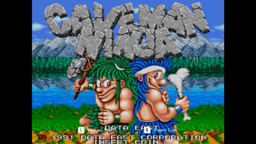 Caveman Ninja-TiC