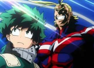 My Hero Academia Season 3 TIC
