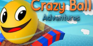 Crazy Ball Adventures-TiC