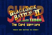 Super Blackjack Battle II-TiC