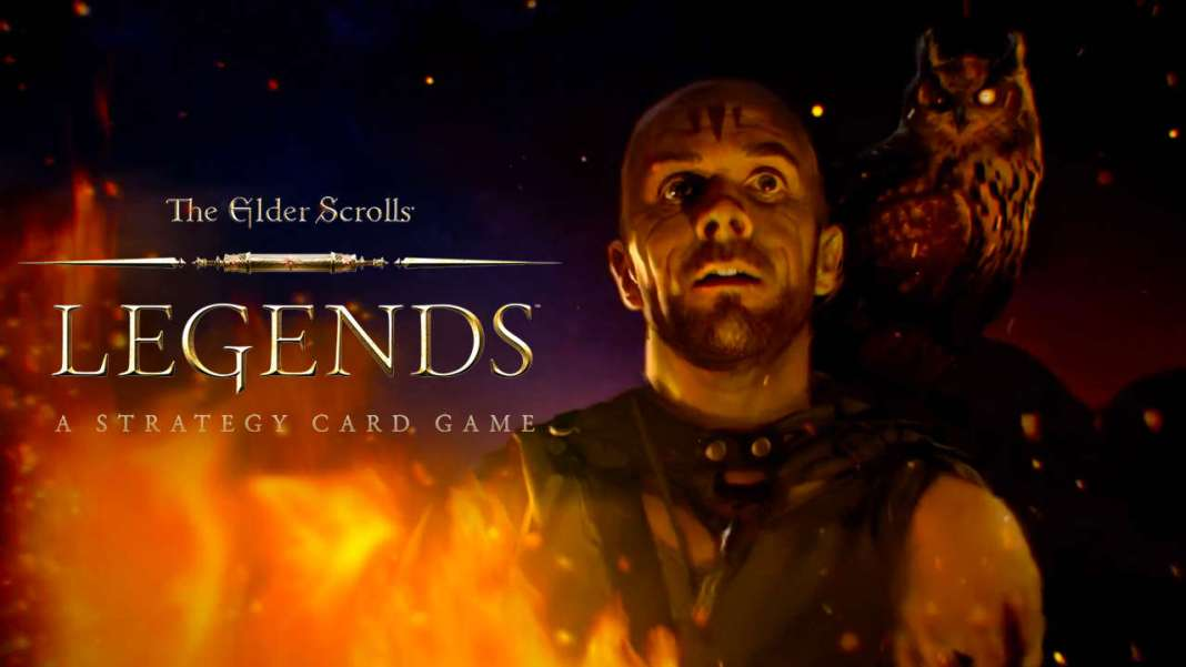 Elder Scrolls Legends PS4