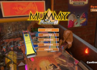Mummy Pinball-TiC